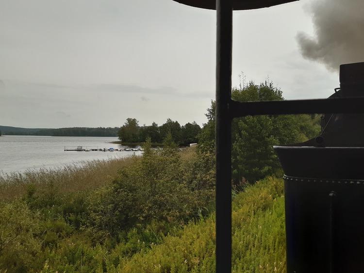 2020-12-05 - Jultåget Nora - Järle