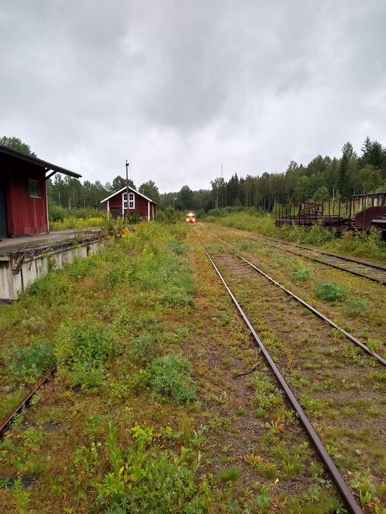 2021-08-28 - Rälsbuss Nora - Gyttorp/Pershyttan - Bengtstorp