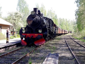 2019-08-31 - Veterantåg Järle - Nora