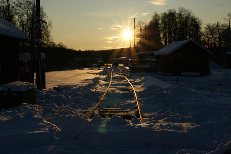 2019-12-07 - Jultåget  Nora - Järle