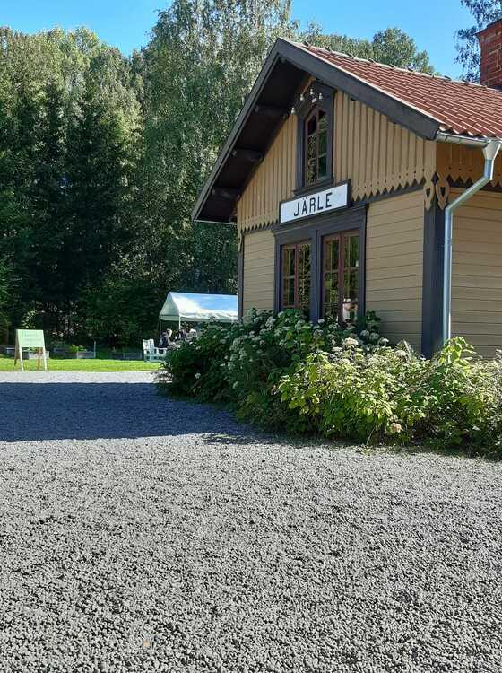 2021-09-04 - Rälsbuss Nora - Järle