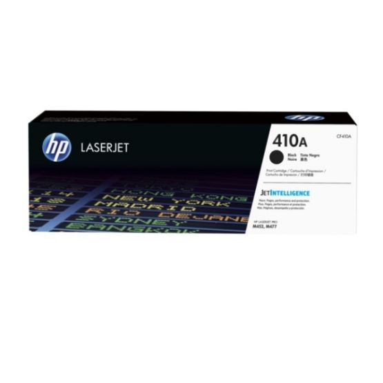 CF410A Black toner cartridge HP