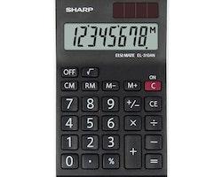 SHARP Kalkylator EL310ANWH