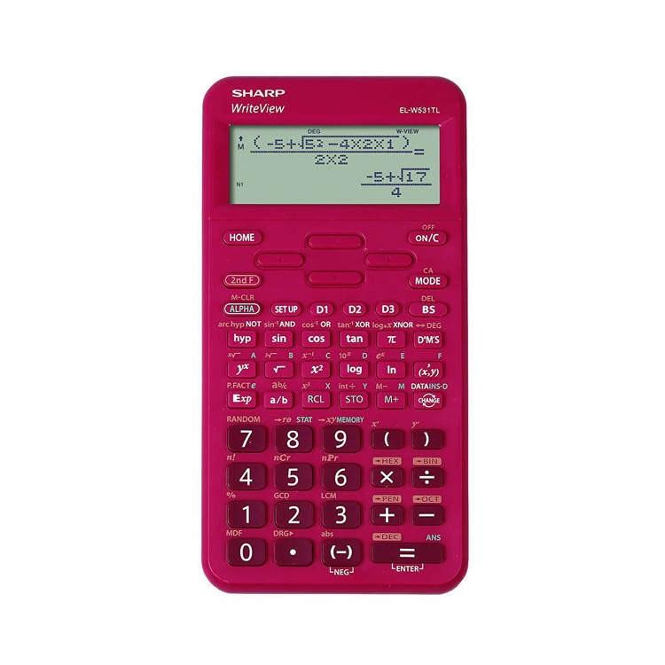 SHARP Kalkylator ELW531TLBRD