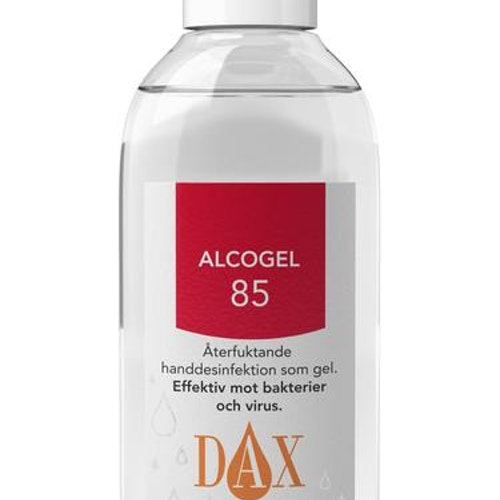 DAX Alcogel 85 Hand Sanitizer 150ml
