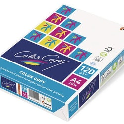 Kopieringspapper Color Copy A4, 120g, 250 ark