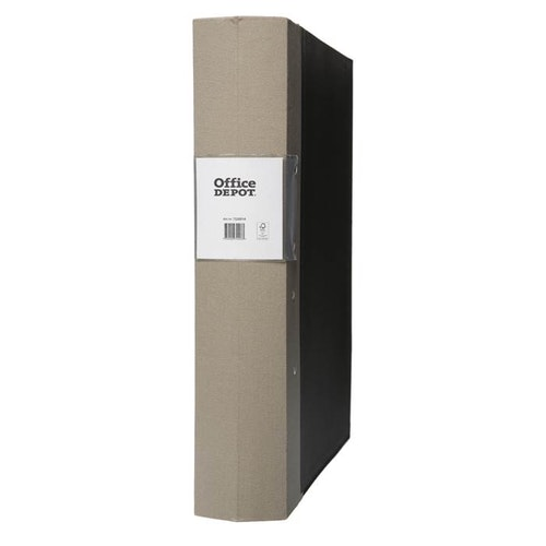 Träryggspärm A4 60mm grå
