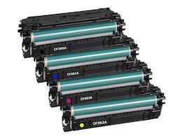 CF361A Cyan toner cartridge