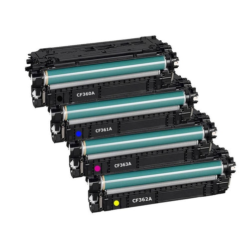 CF361A Cyan toner cartridge