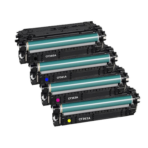 CF360A Black toner cartridge