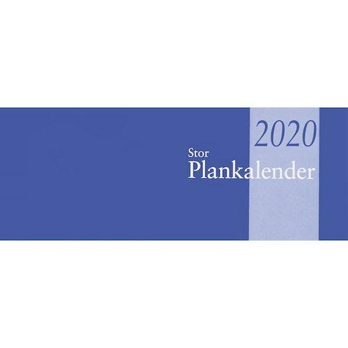 Plankalender stor 2020 limbund