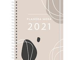 Kalender Planera mera A5 2021