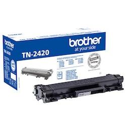 Toner Brother TN2420 svart 3k