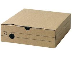 Arkivbox A4 wellpapp 6cm