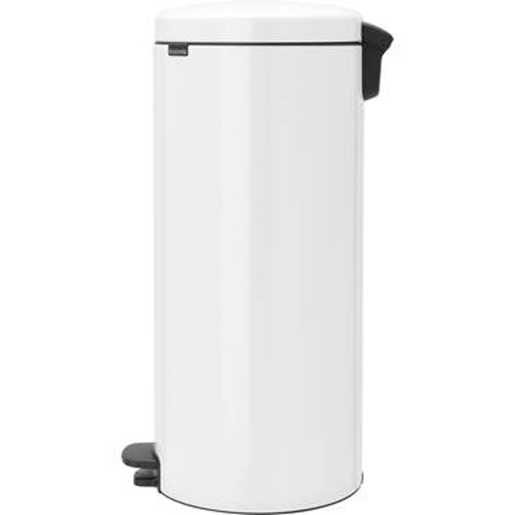 Pedalhink NewIcon vit 30 Liter Brabantia