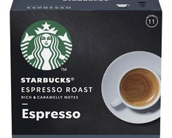 Kaffekapsel Espresso Dolce Gusto 12 st/fp Starbucks