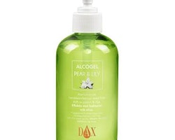 DAX Alcogel Pear & Lily Hand Sanitizer 250ml