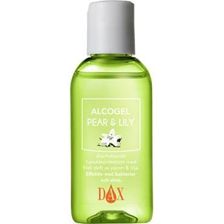 Handdesinfektion DAX Alcogel Pear & Lily 50 ml