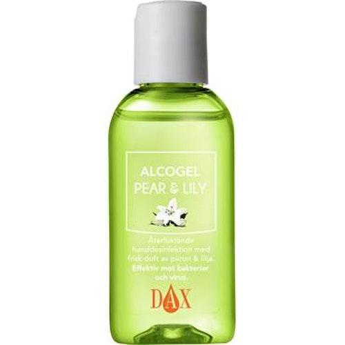 Handdesinfektion DAX Alcogel Pear & Lily 50 ml