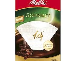 Filter Melitta Gourmet 1x4 80/