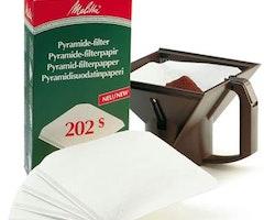 Filter Melitta Pyramid202 100f