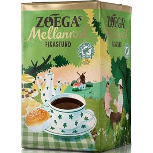 Kaffe Zoegas Fikastund 450g