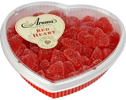 Gelehjärtan 450 gram