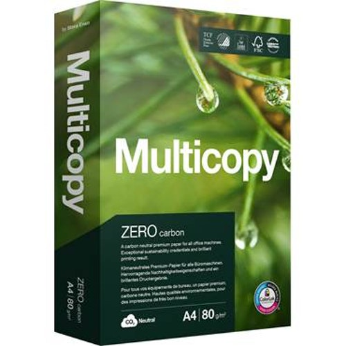 MultiCopy Zero 80g A4 500