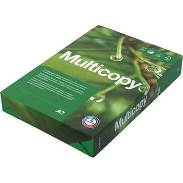Papper Multicopy A3 100g 500pk