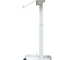 Bord Easydesk Pro 60 x 52 cm vit Sun-Flex