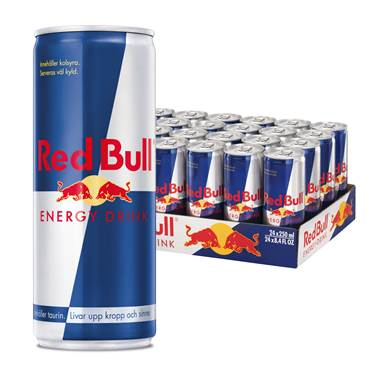 Red Bull Energy 25cl Inkl.pant