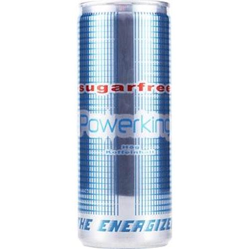 EMD Powerking Energy Drink Sugar Free Burk 0,25l 24-pack