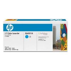 Toner HP Q6001A 2k cyan