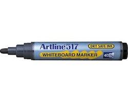 WB-penna Artline 517 rund sva