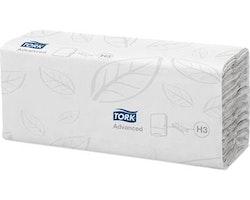 Handduk Tork Advanced C-fold H3 2560 st/krt