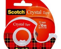 Kontorstejp Scotch 550 Transparent, 19mm x 33m