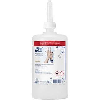 Handdesinfektion Alcogel S1 1000 ml Tork