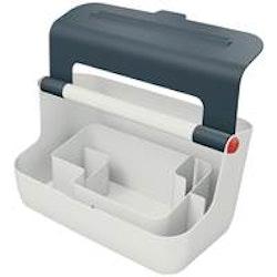 Förvaringslåda Box Leitz Cosy bärbar grå