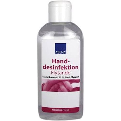 Handdesinfektion 75% 150 ml Abena