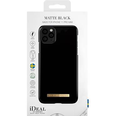 iDeal of Sweden Black iPhone 11Pro Max