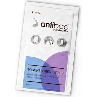 Anticbac Screen wipes, 95 st..