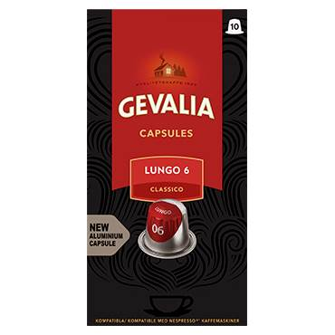 Kaffekapsel Lungo