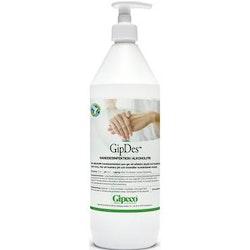 Handdesinfektion GipDes 1 Liter med pump