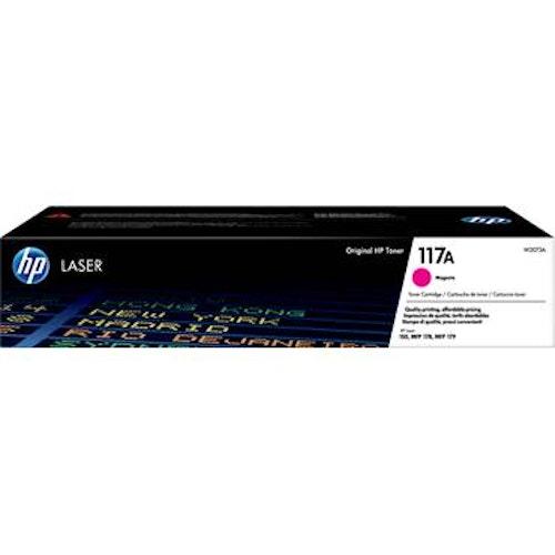 Toner HP 117A W2073A mag