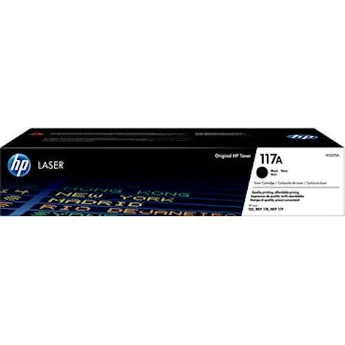 Toner HP 117A W2070A sv 1k