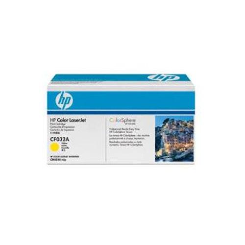 Toner HP CF032A gul