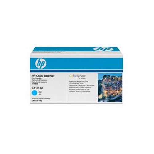 Toner HP CF031A cyan