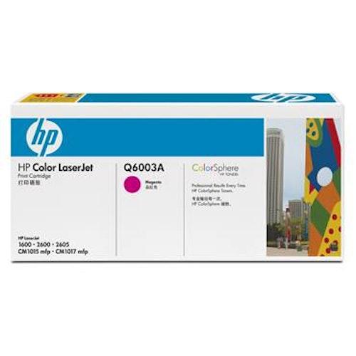 Toner HP Q6003A 2k magenta