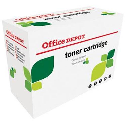 Office Depot Miljötoner HP Q3963A Magenta 4000 sidor