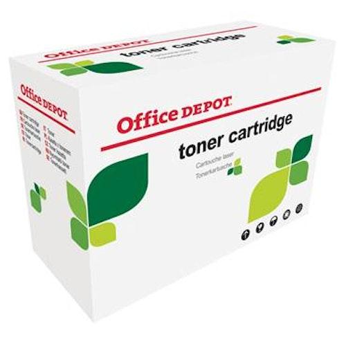Office Depot miljötoner HP Q7563A Magenta 3500 sidor